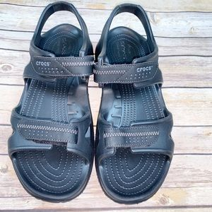 Other - Crocs Mens Swiftwater River Sandals , size 13